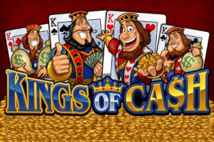 Kings Of Cash Kasinopelin Kuva