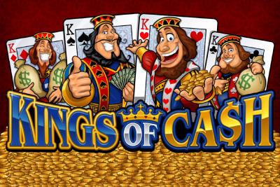 Kings of Cash Online Hedelmäpeli Arvostelu